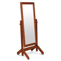 Rectangle Cheval Mirror Product Image