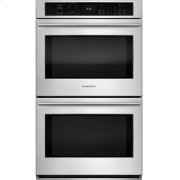 "Monogram 30"" Electric Convection Double Wall Oven Product Image"