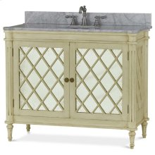 Kelley Vanity with sink and marble top