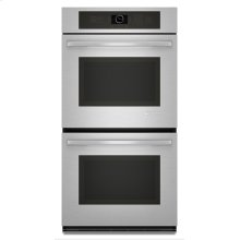 """Stainless Steel Jenn-Air® Double Wall Oven with Upper MultiMode® Convection, 27"""""""