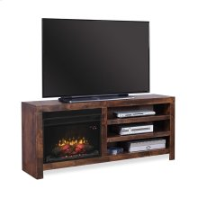 "65"" Fireplace Console"