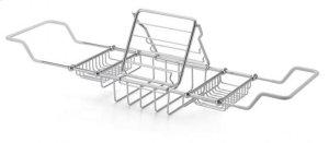 DELUXE Solid Brass Bathtub Caddy Solid Brass Bathtub Caddy Product Image