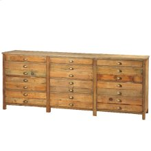 Kingston 12 Drawer Sideboard