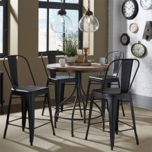 Opt 5 Piece Gathering Table Set