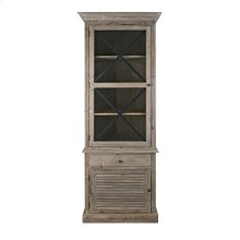 Tering Glass Front Cabinet