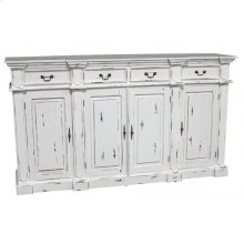 Large 4-Door Sideboard