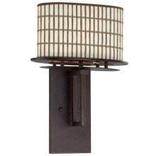 Sorrel Collection One-Light Incandescent Sconce, I