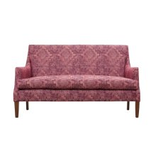 Anniston Fully Upholstered Settee
