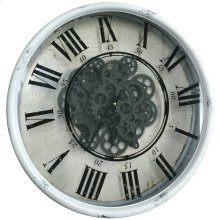 Vintage Gear Wall Clock