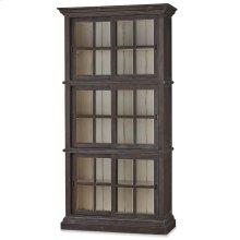 English Bookcase 1 Column