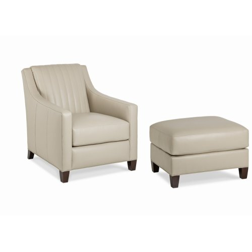 Quin Chair and Ottoman