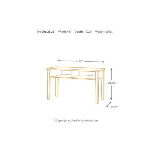 Theo Console Sofa Table