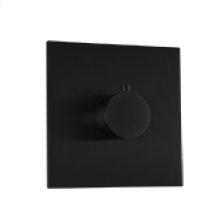 "3/4"" Thermostatic Valve R+S - Black"