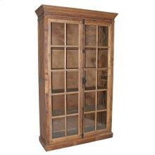 Tall Pine 2-Door Bookcase