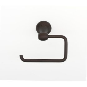 Royale Single Post Tissue Holder A6666 - Chocolate Bronze