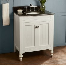 "Crosswinds 30"" Vanity - White"