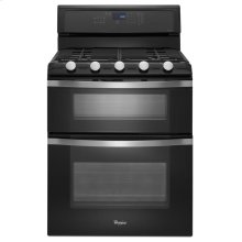 6.0 Total cu. ft. Double Oven Gas Range with Convection Cooking