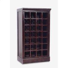 (LS) Napa Wine Cabinet Top (18X14X34)