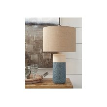 Ceramic Table Lamp (2/CN)