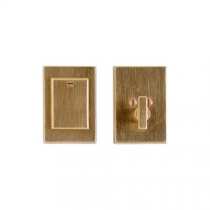 METRO DEAD BOLT - DB250 Silicon Bronze Brushed Product Image