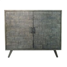 Bengal Manor Wood Tile Cabinet