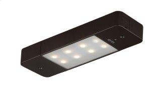 "Instalux® 8"" LED Motion Under Cabinet Light Bronze Product Image"