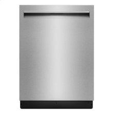 "Lustre Stainless 24"" TriFecta Pocket-Handle Dishwasher, 38 dBA"