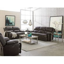 Rocker Leather Recliner