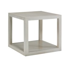 225-940 Cube Side Table