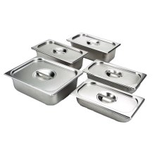 Pan & Lid Set for Warming Drawers