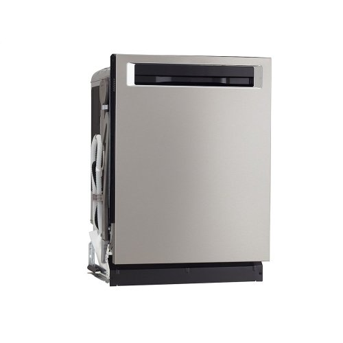 39 DBA Dishwasher with Fan-Enabled ProDry™ System and PrintShield™ Finish, Pocket Handle - Stainless Steel with PrintShield™ Finish