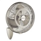 "Pola 18"" Wall Fan Brushed Nickel Product Image"