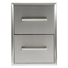 Two Drawer Cabinet