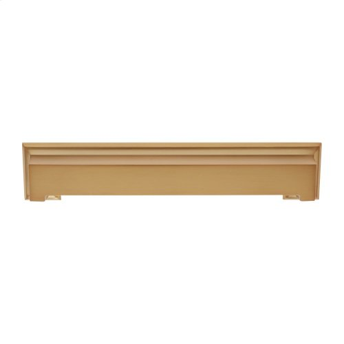 Satin Nickel 160 mm c/c Marquee Cup Pull