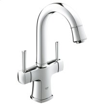 Grandera Single-Hole Two-Handle Bathroom Faucet L-Size
