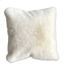 Chinchilla Faux pillow - Offwhite Rug