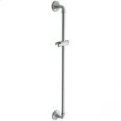 Brookhaven Handshower Slide Bar - Polished Chrome