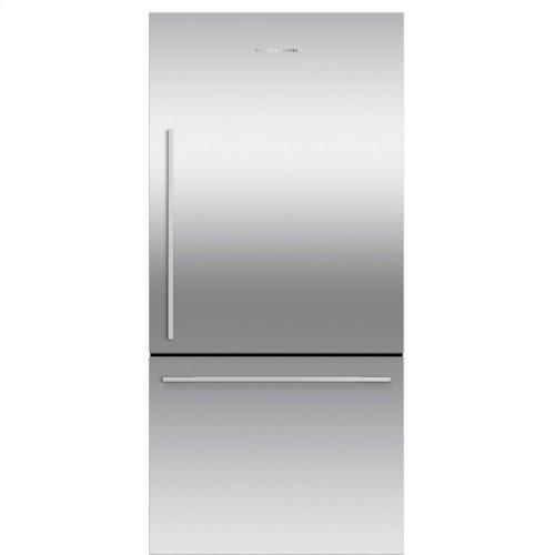 "Freestanding Refrigerator Freezer, 31 3/32"", 17.1 cu ft, Ice only"