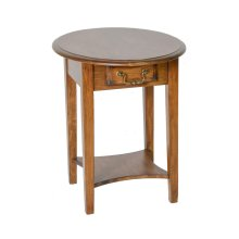 End Table W/drawer