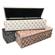 BN400 Bashful Storage Bench Product Image