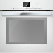 H 6660 BP AM 24 Inch Convection Oven with AirClean catalyzer and Roast probe for precise cooking.