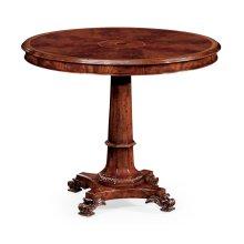 Regency Octagonal Pier Table