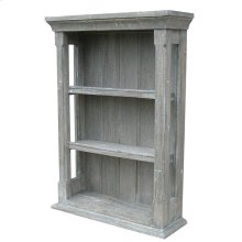 Cottage Open Wall Cabinet - Rw
