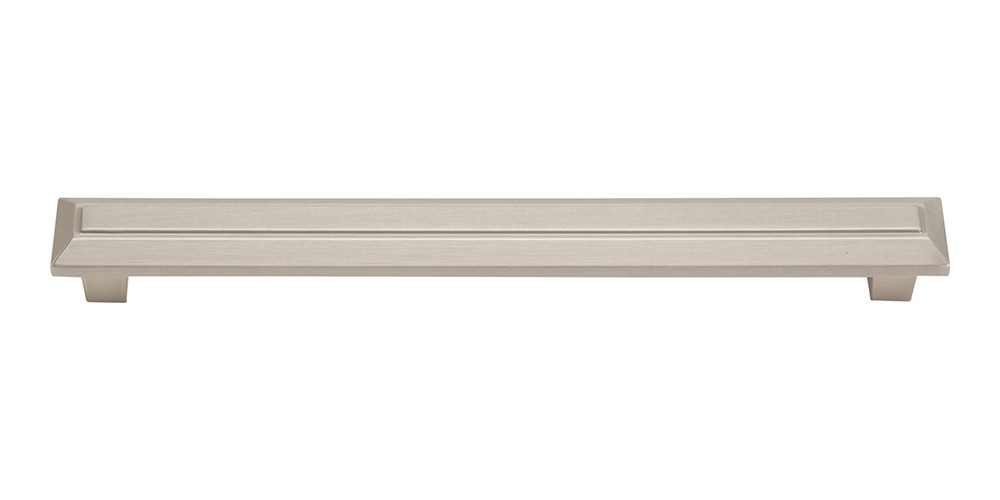 Trocadero Pull 6 5/16 Inch (c-c) - Brushed Nickel