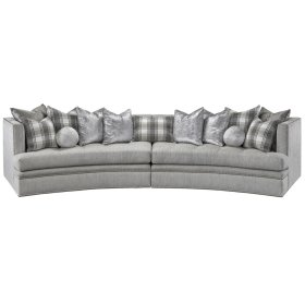 Galaxy 2-Piece Sofa
