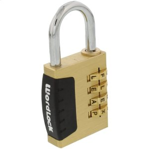 4-Dial Combination Sports Lock Product Image