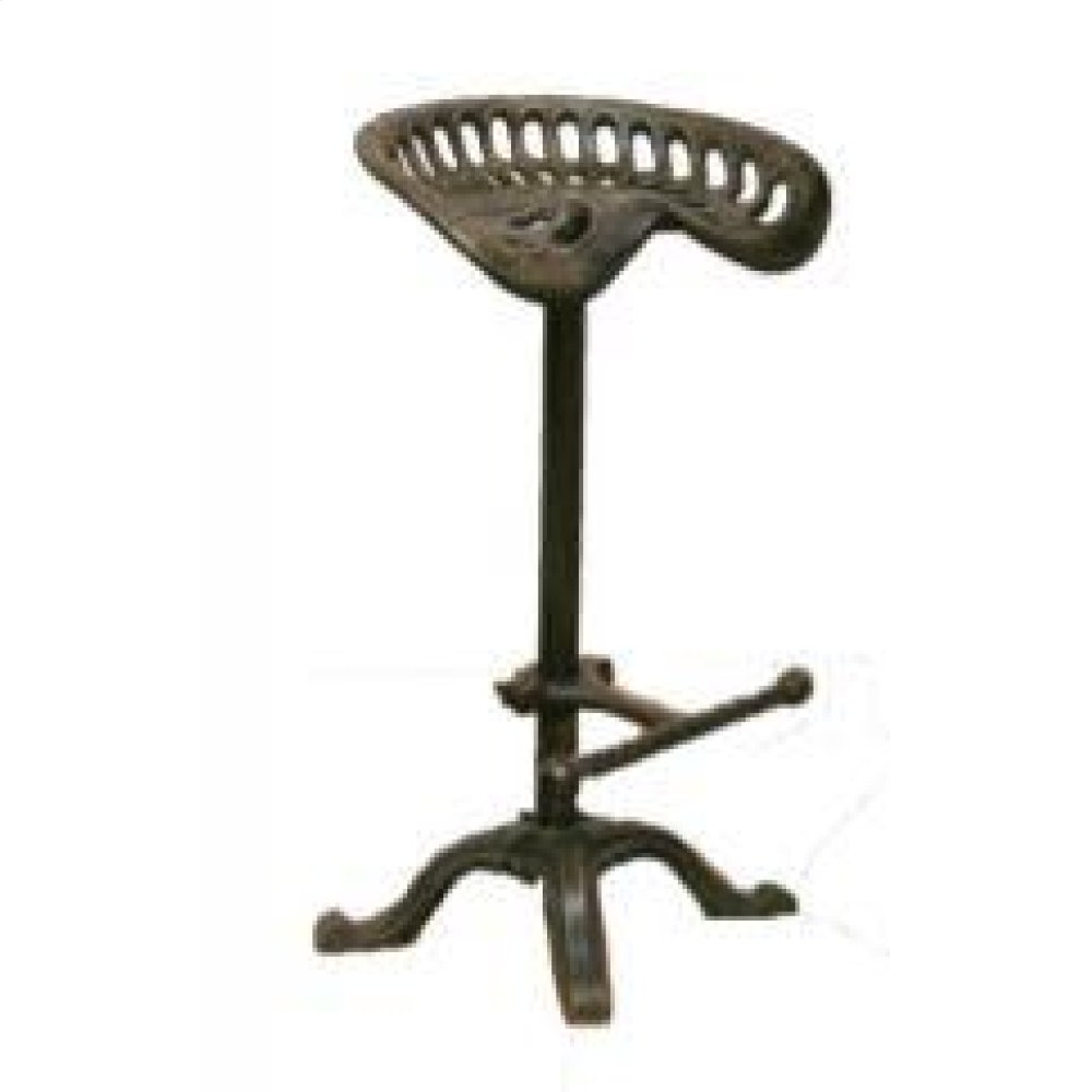Cast Iron Barstool