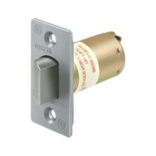 "GR1 Reg. Latch Pass/Priv, 2-3/4"" - Brushed Chrome"