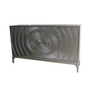 Spiral Accent Cabinet