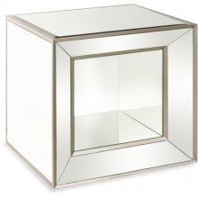 Minetta Mirrored Cube